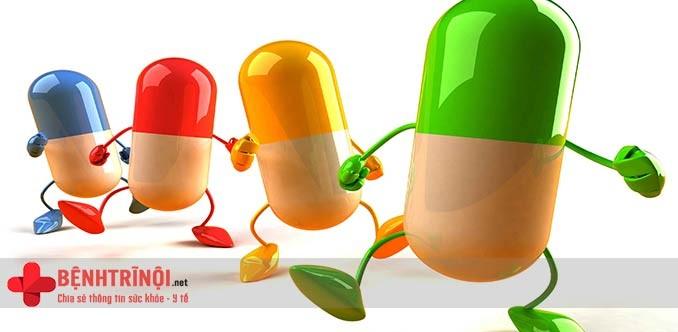 Thuốc chữa bệnh trĩ nội hiệu quả