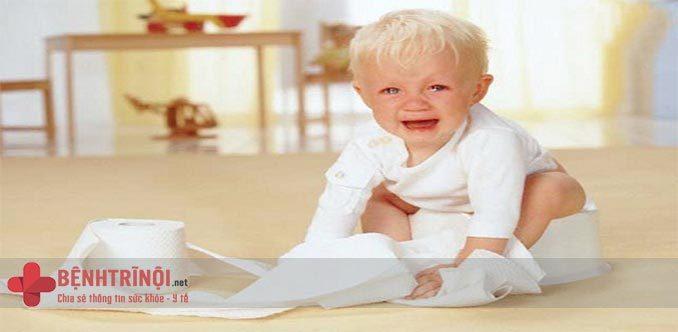 Cách chữa hiệu quả bệnh lòi dom ở trẻ nhỏ