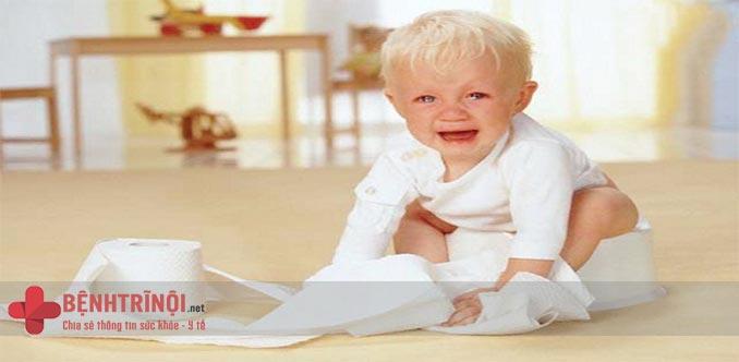 Cách chữa bệnh lòi dom ở trẻ em