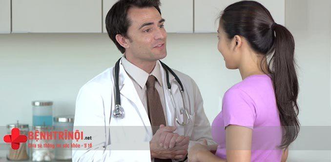 Viêm cổ tử cung có thai được không?