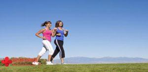 Tập thể dục tăng cường sức đề kháng bệnh sùi mào gà