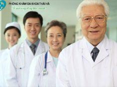 chất lượng phòng khám đa khoa thái hà