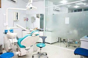 Cơ sở vật chất phòng khám Thái Hà