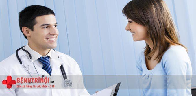 Viêm phụ khoa sau sinh